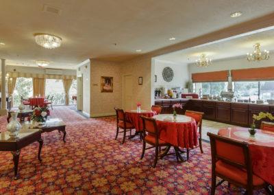 Hotel Carlyle Lobby